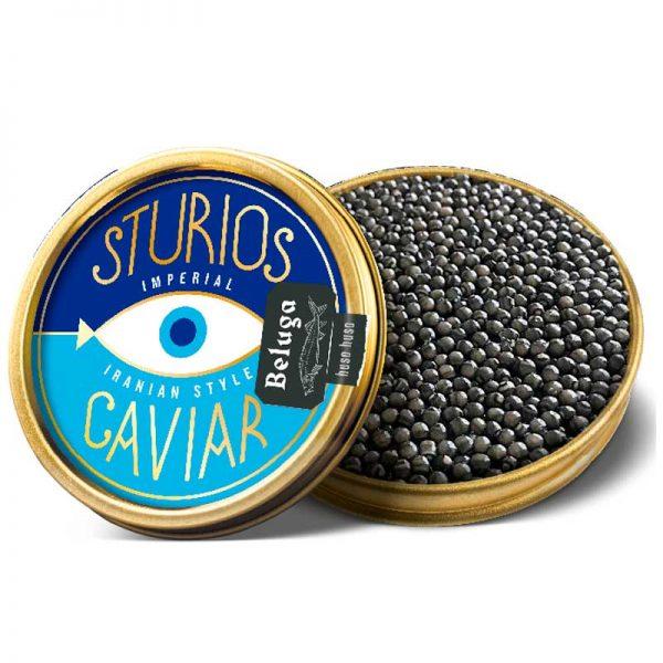 Caviar Iraní Beluga