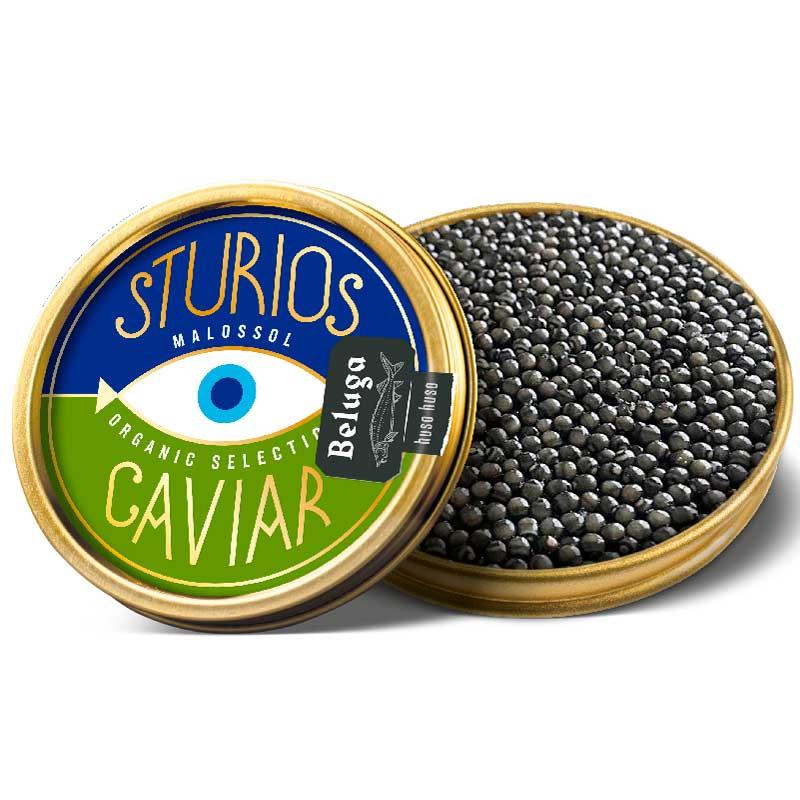 Caviar Orgánico Beluga