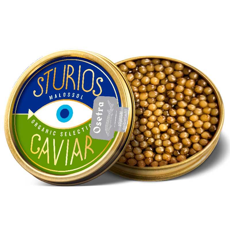 Caviar Orgánico Osetra