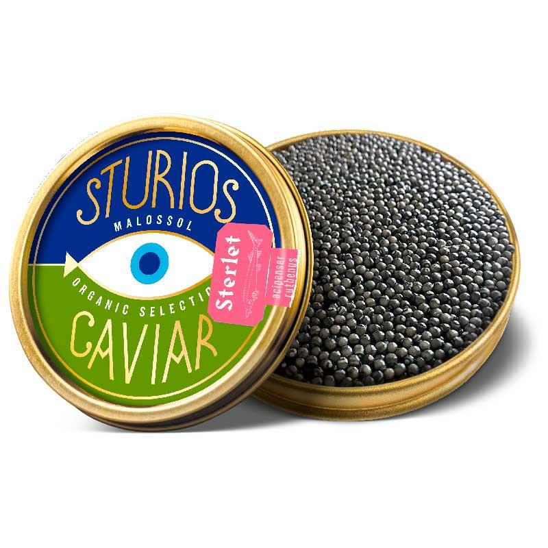 Caviar Orgánico Sterlet