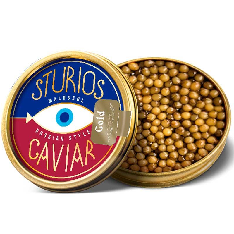 Caviar Ruso Gold