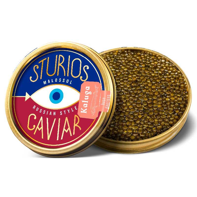 Caviar Ruso Kaluga