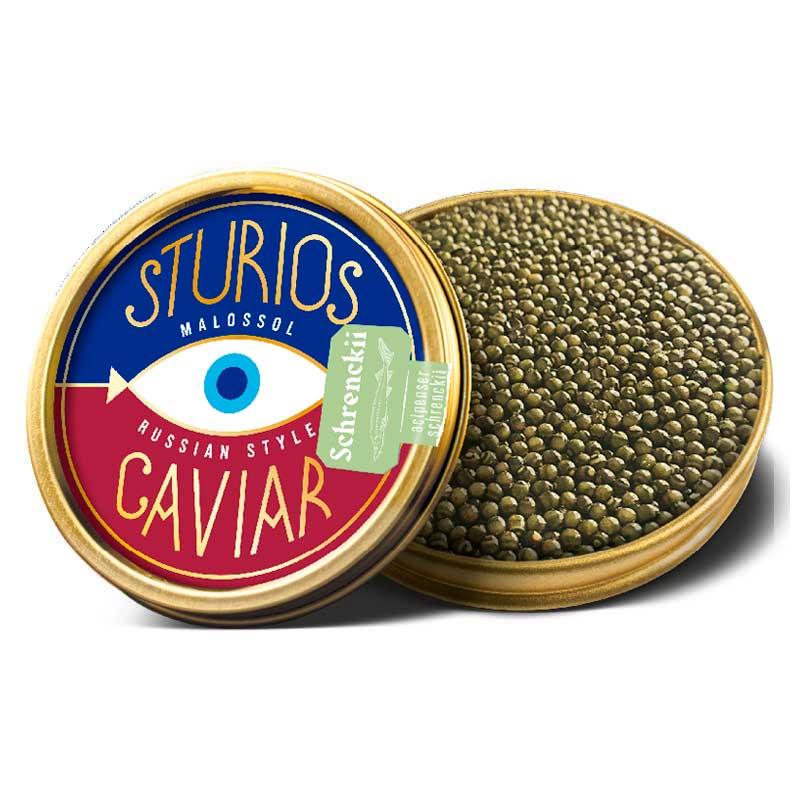 Caviar Ruso Schrenckii