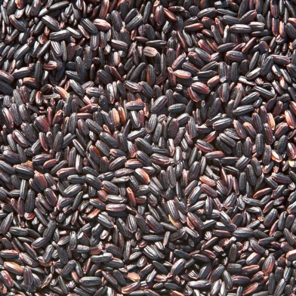 Arroz Black grano medio y perlado