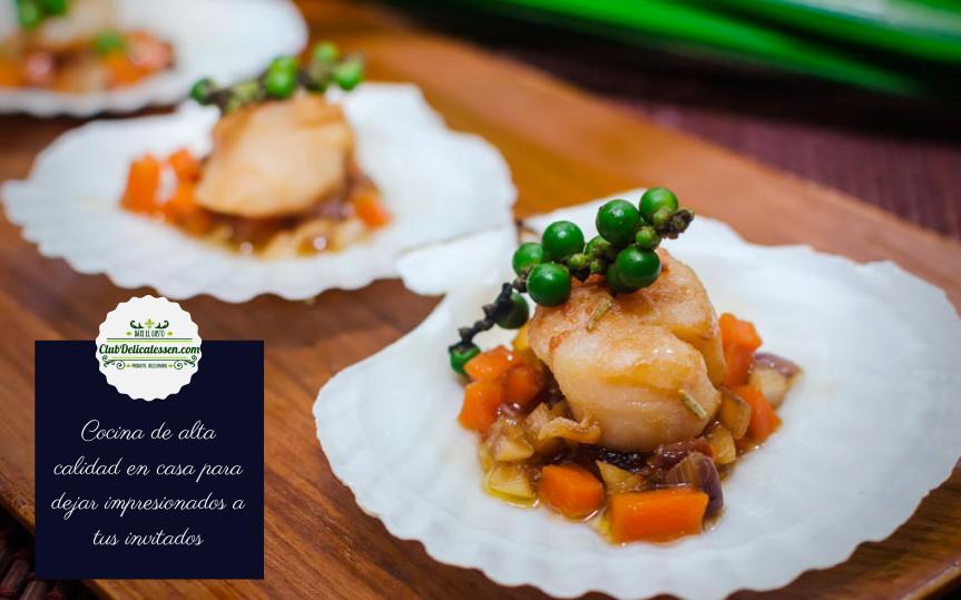 ¿Cuáles son las mejores recetas gourmet? Cocina de alta calidad en casa