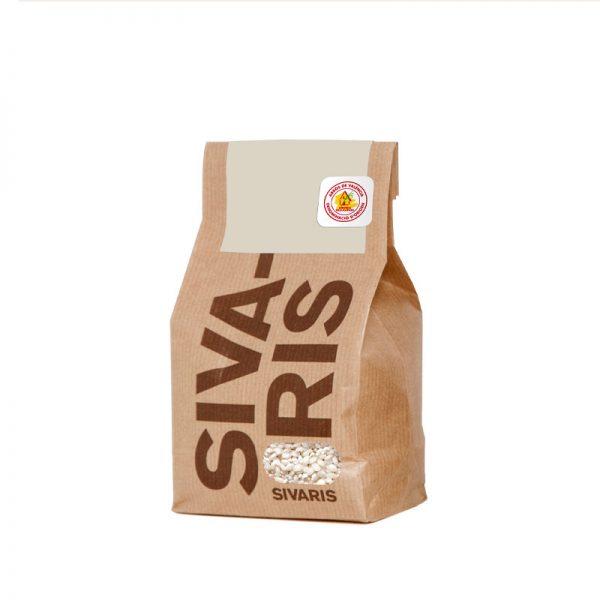 Arroces de valencia delicatessen en saco de papel de 500 gr.