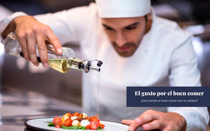 ¿Qué son productos delicatessen o gourmet? ¿está reñido el buen comer con la calidad?