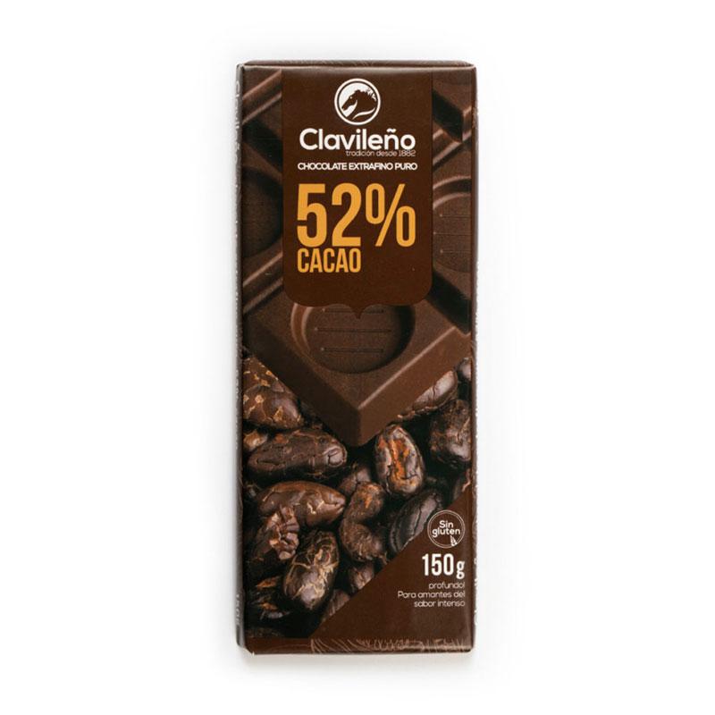 Negro 52% Cacao