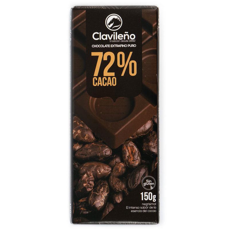 Negro 72% Cacao