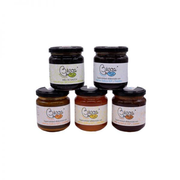 Miel Multifloral de Galicia IGP