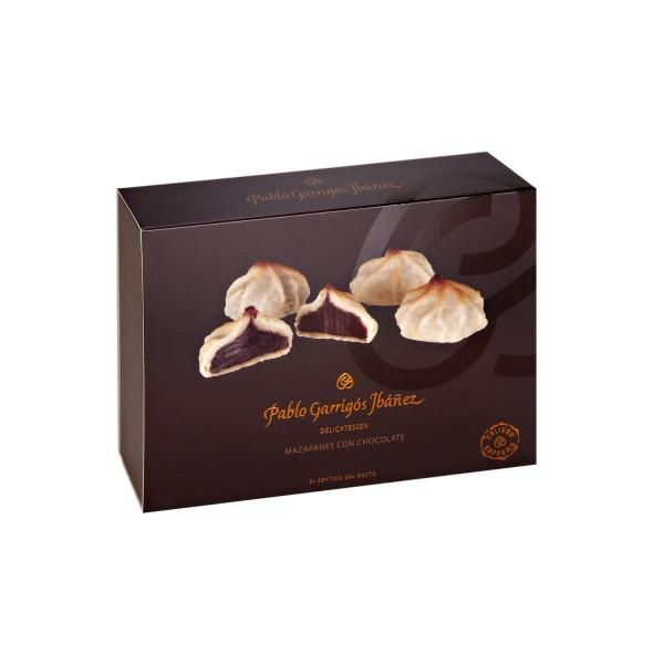 Mazapanes con Chocolate Delicatessen