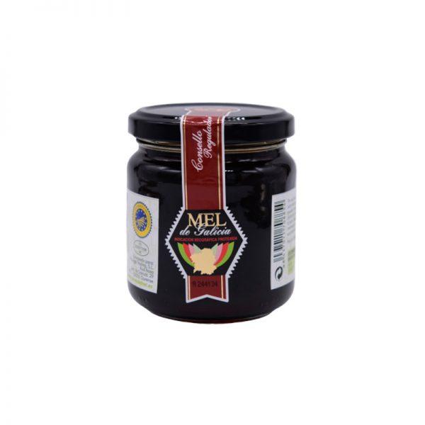 Miel ecológica de Galicia IGP