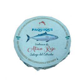 Ventresca de atún rojo salvaje en AOVE