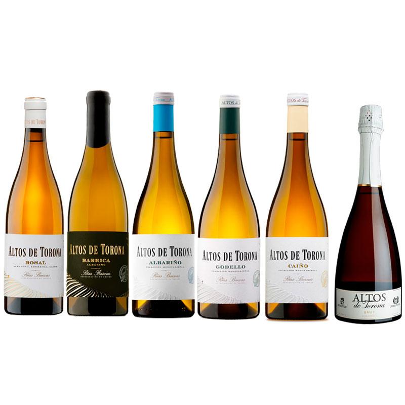 Selección Vinos Altos Torona