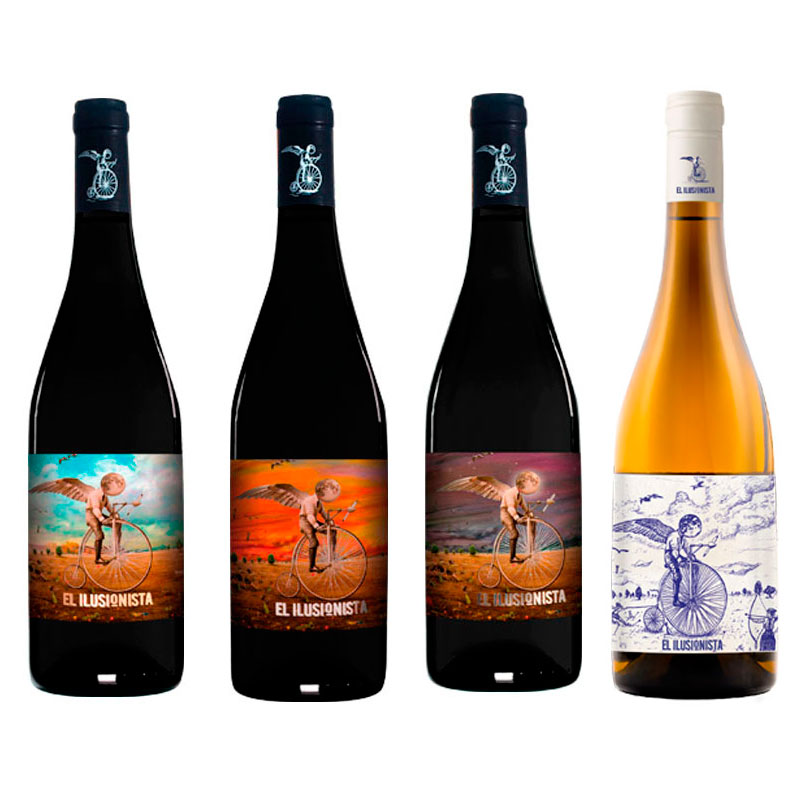 Selección Vinos El Ilusionista