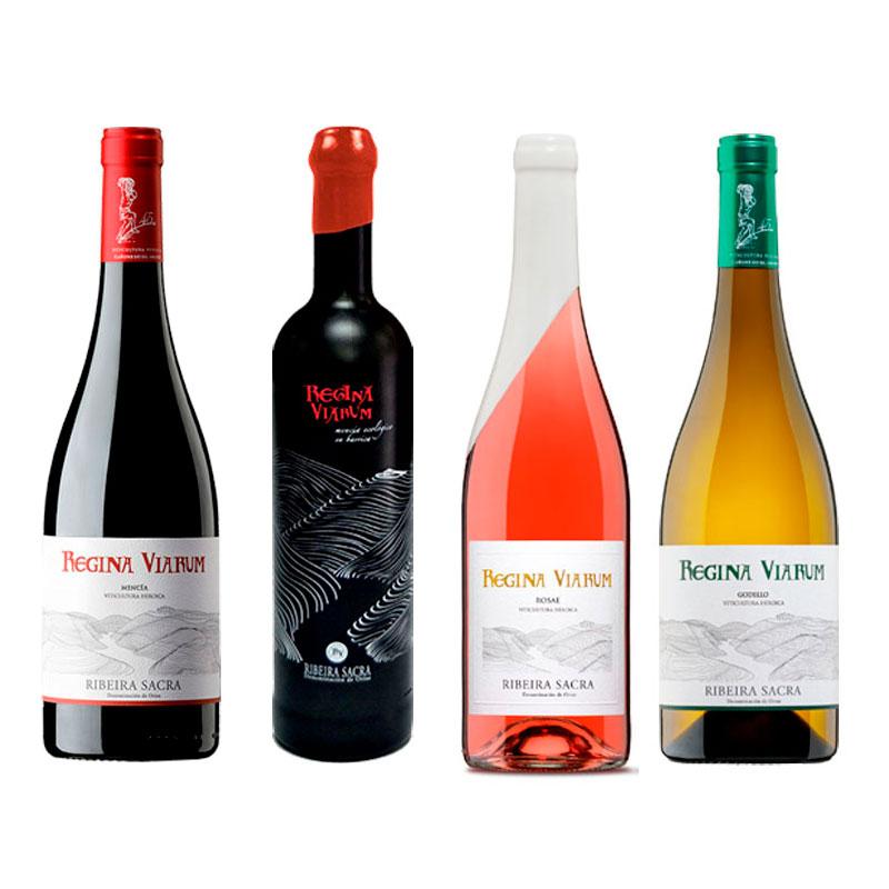 Selección Vinos Regina Viarum