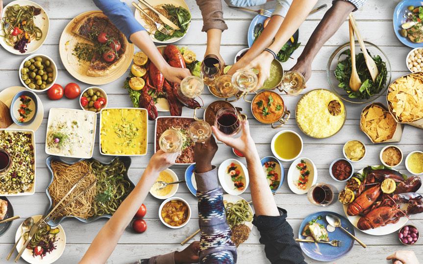 Consumo colaborativo de alimentos: ventajas, características y ejemplos