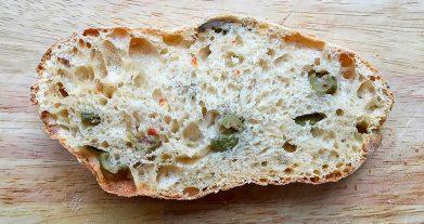 Receta de pan con aceitunas y frutos secos, ¿cómo se prepara?