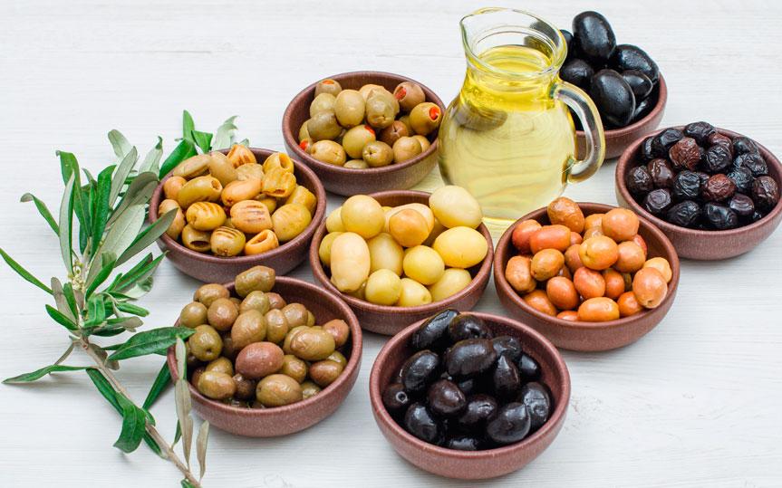 Conoce las clases de aceitunas que existen en España y las más famosas
