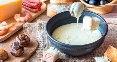 ¿Cuál es el mejor queso para hacer una fondue?