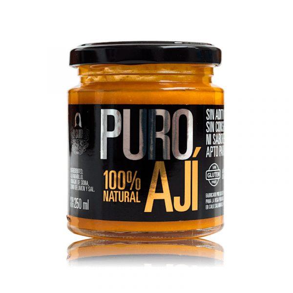 """Puro Ají """"La Sarita"""" salsa peruana"""