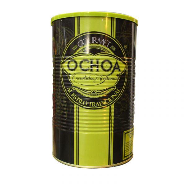 Selección aceitunas Ochoa en lata