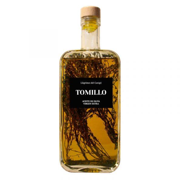 AOVE Argudell Aromatizado Tomillo
