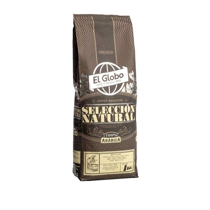 Café Selección Natural 100% Arábica