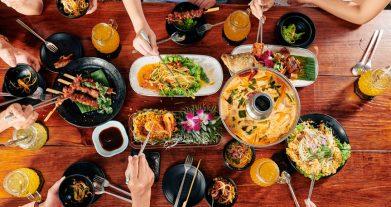 Comidas gourmet compartidas o eat with me: ¿por qué está de moda?