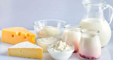 Productos lácteos: descubre las diferencias entre quesos y derivados de la leche