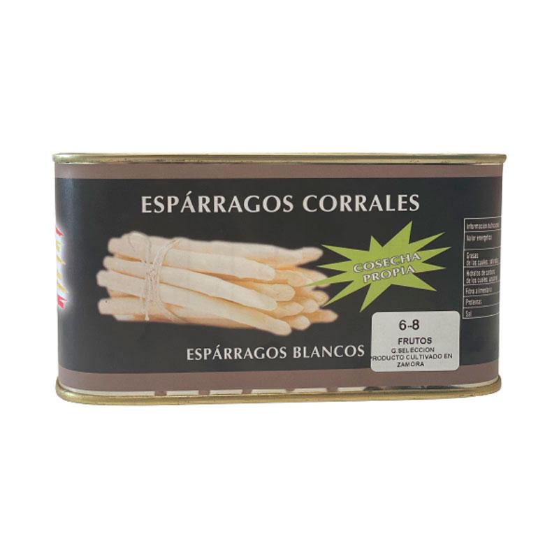 Espárragos Blancos Corrales, Zamora