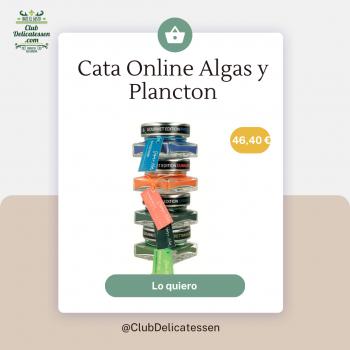 Pack Cata Algas y Plancton
