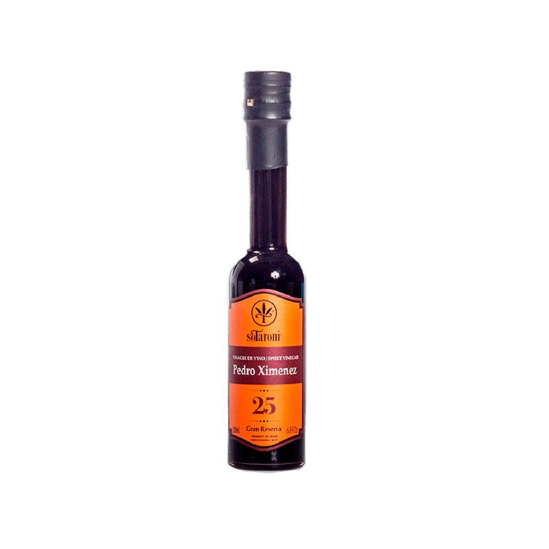 Vinagre de Pedro Ximenez Gran Reserva 25