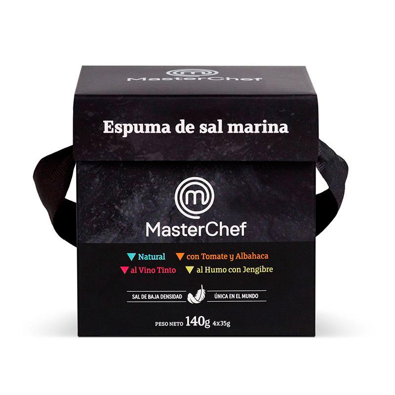 Pack Espumas de sal MasterChef